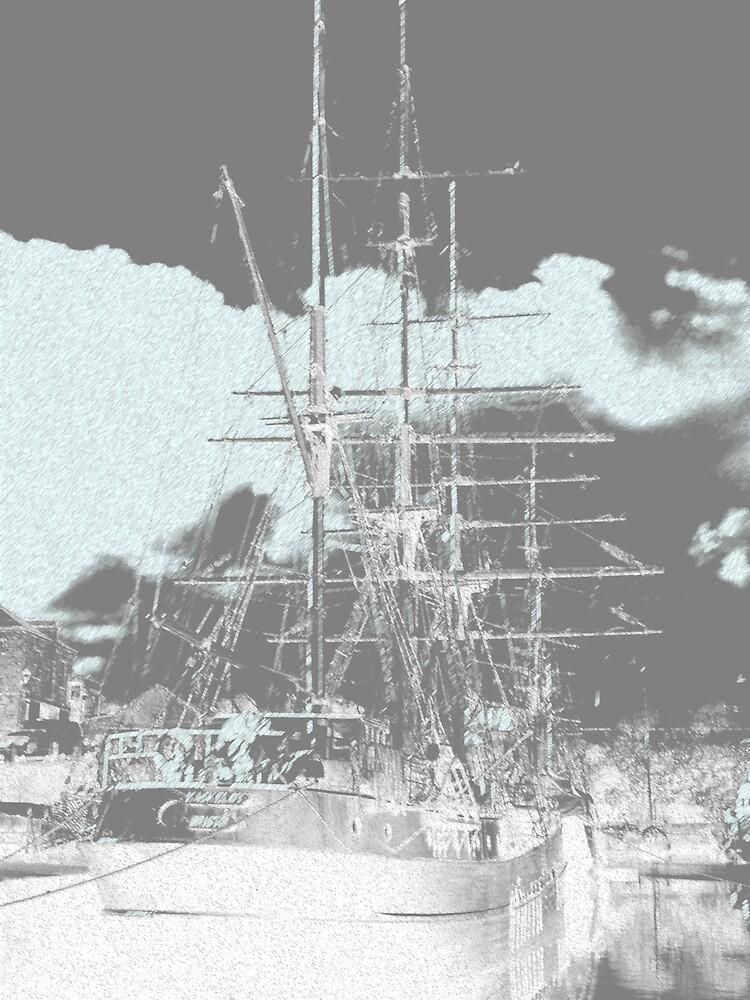 tall ships by matjenkins
