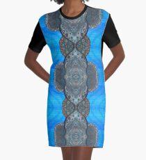 RB Gouru Graphic T-Shirt Dress