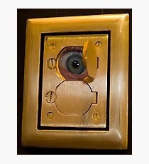 Electric Eye Photographic Print