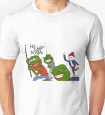 4Chan vs HWNDU Unisex T-Shirt