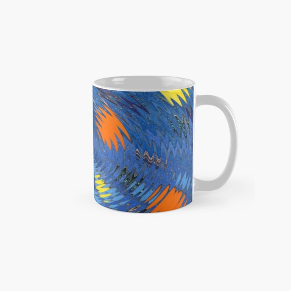 The Rippling of the Sun Classic Mug