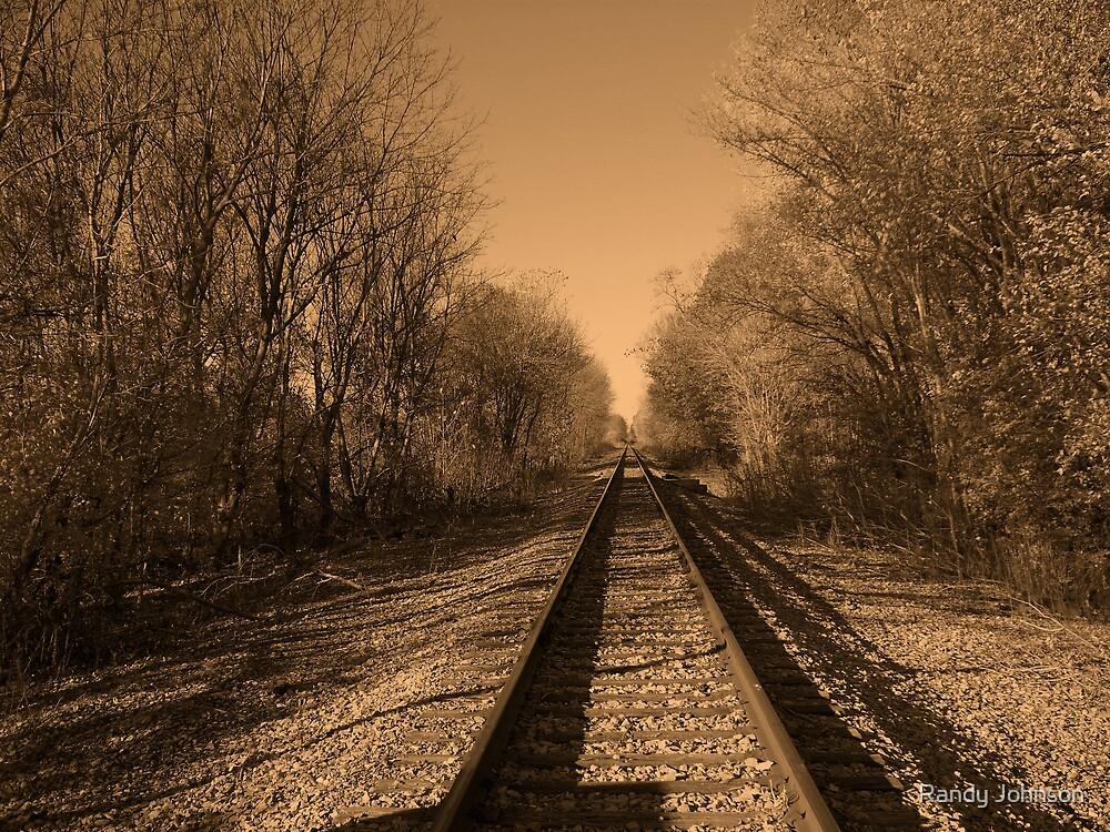 RIDE THE RAIL by Randy Johnson