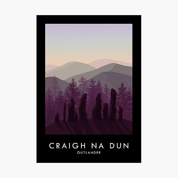 Craigh Na Dun  Photographic Print