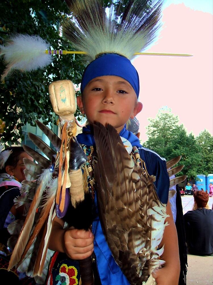 Native Child by Jamie Winter-Schira