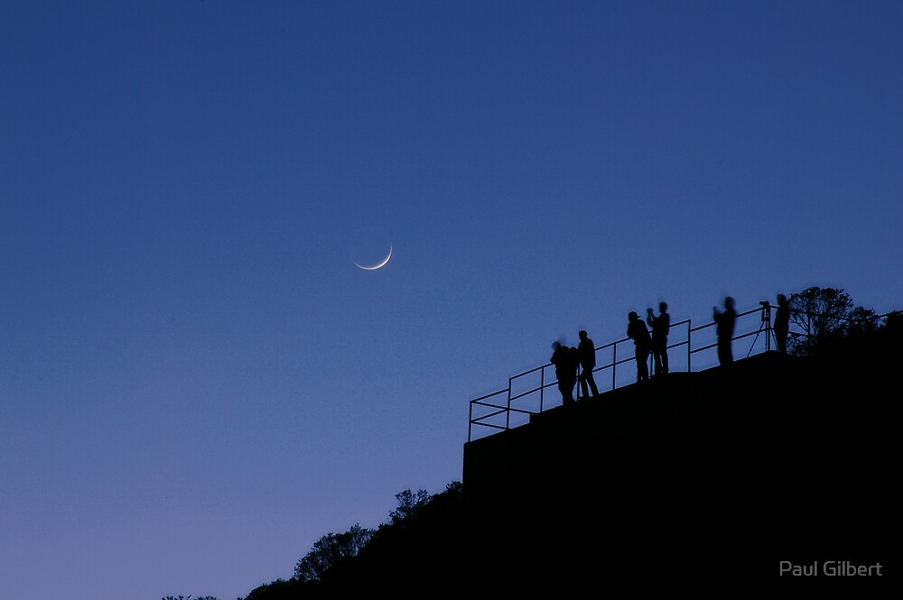 Night photography by Paul Gilbert
