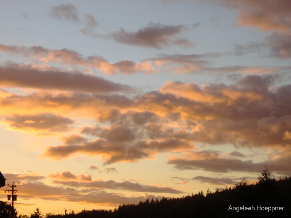 Surreal Sky by Angeleah Hoeppner