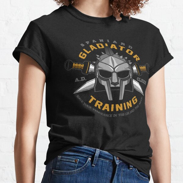 My Name is Gladiator Classic T-Shirt