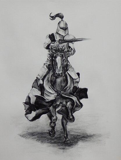 Sir Knight by MelanieRose