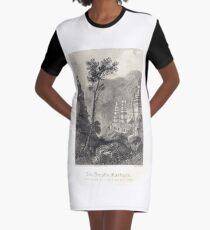 Jain Temples in Muktagiri, Betul, India Graphic T-Shirt Dress