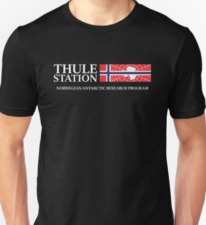 Die Sache - Thule Station Variante T-Shirt