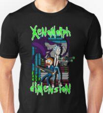 Xenomorph Dimension Unisex T-Shirt