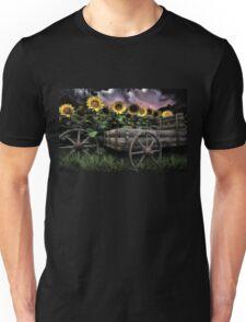 Sunflowers Abound  Unisex T-Shirt