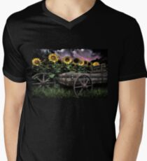 Sunflowers Abound  T-Shirt