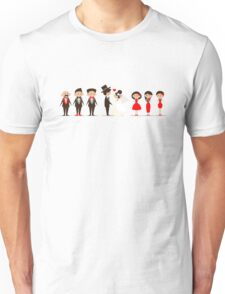 Wedding Party Unisex T-Shirt