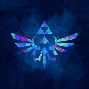Skyward Sword Paint Blue by cluper