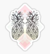 Tropical - Pink Sticker