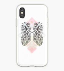 Tropical - Pink iPhone Case