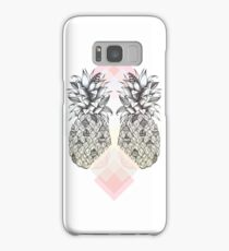 Tropical - Pink Samsung Galaxy Case/Skin