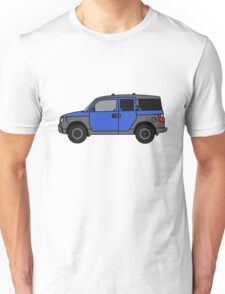 Honda Element 2003 Unisex T-Shirt