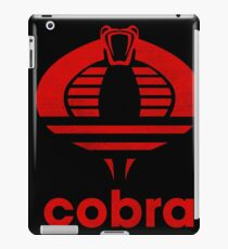 Cobra Classic iPad Case/Skin