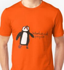 Turbocharged Penguin by Michael T-Shirt