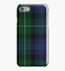 Lamont Clan/Family Tartan  iPhone Case/Skin