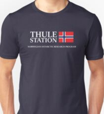 The Thing - Thule Station Antarctica Unisex T-Shirt