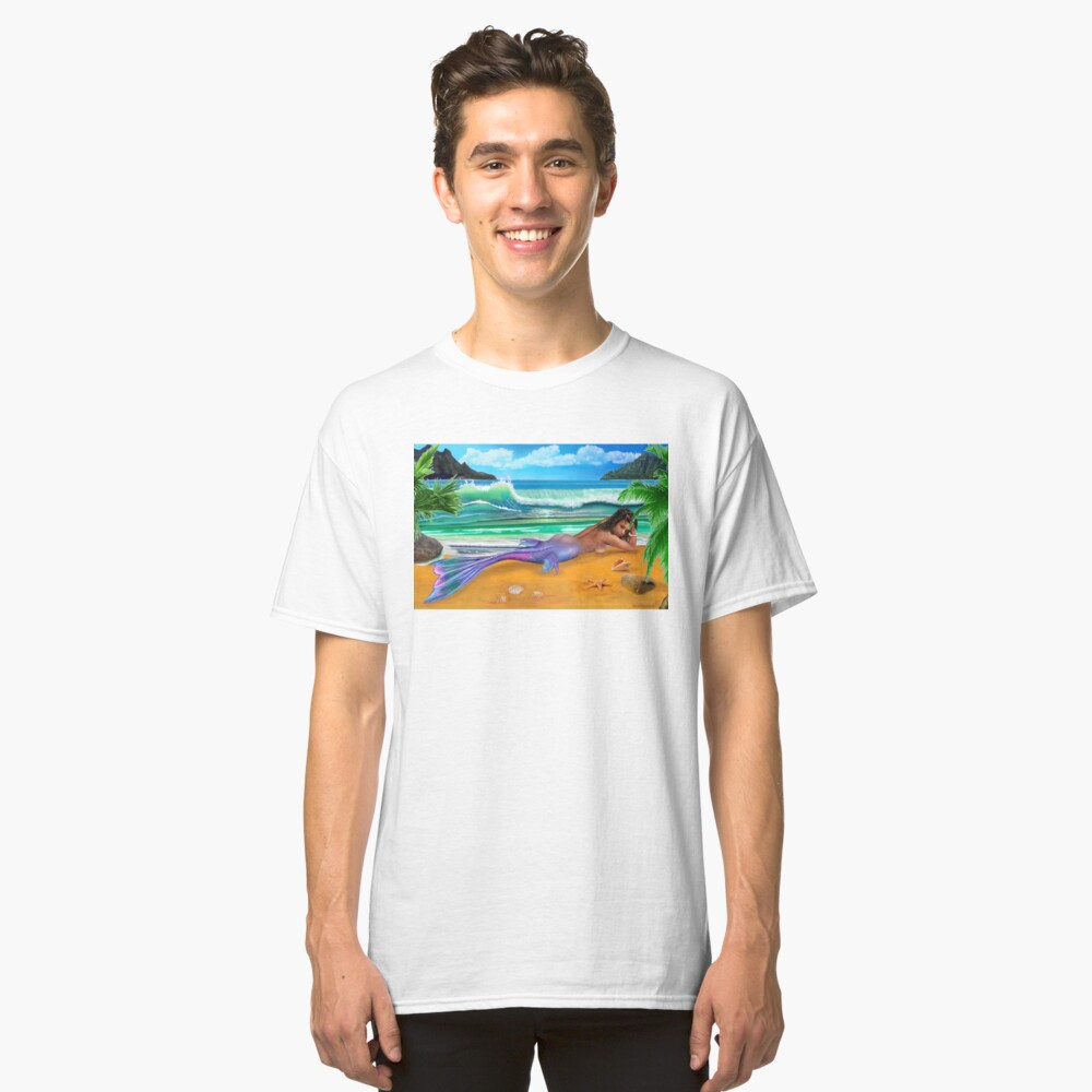 Enchanted Mermaid Classic T-Shirt