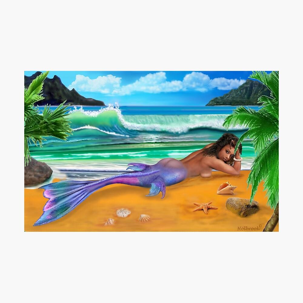 Enchanted Mermaid Fotodruck