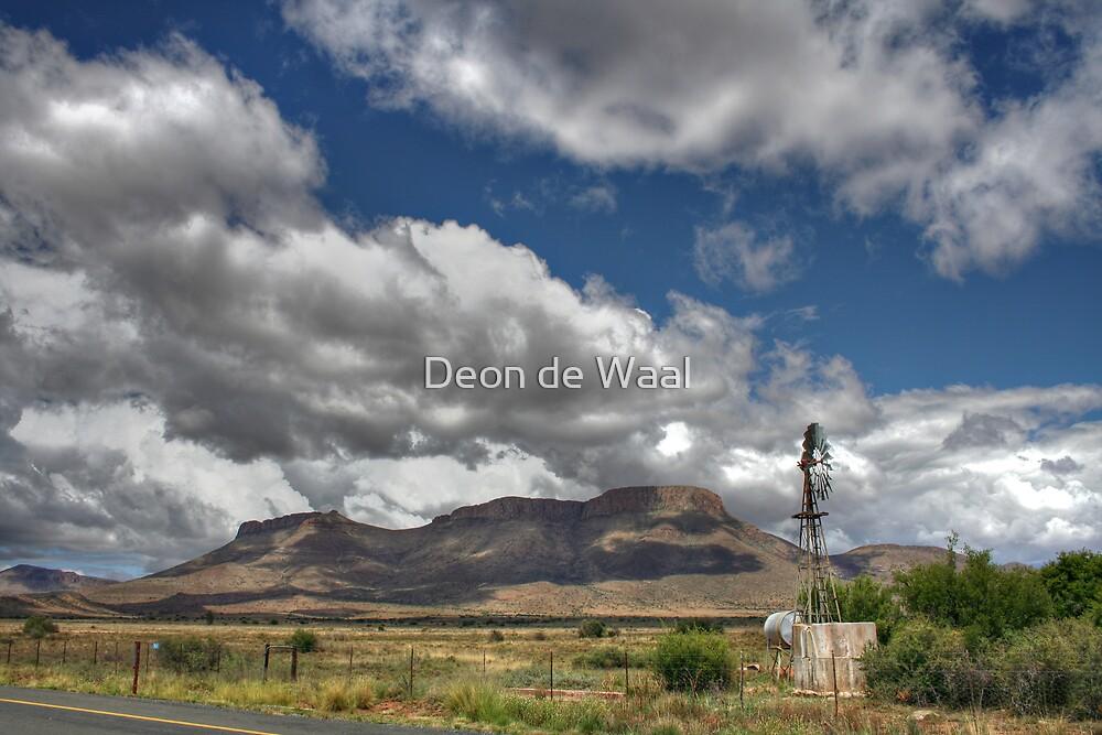 Drought Busters by Deon de Waal