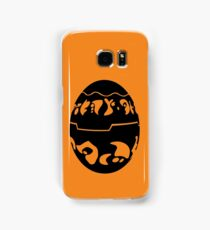 Black Precursor Orb : Jak and Daxter Samsung Galaxy Case/Skin