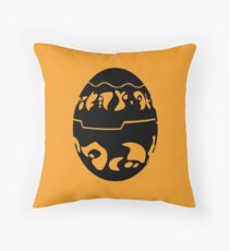 Black Precursor Orb : Jak and Daxter Throw Pillow