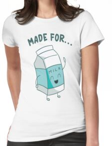 Made For Each Other T-Shirt  Womens Fitted T-Shirt