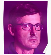 mr louis theroux  Poster