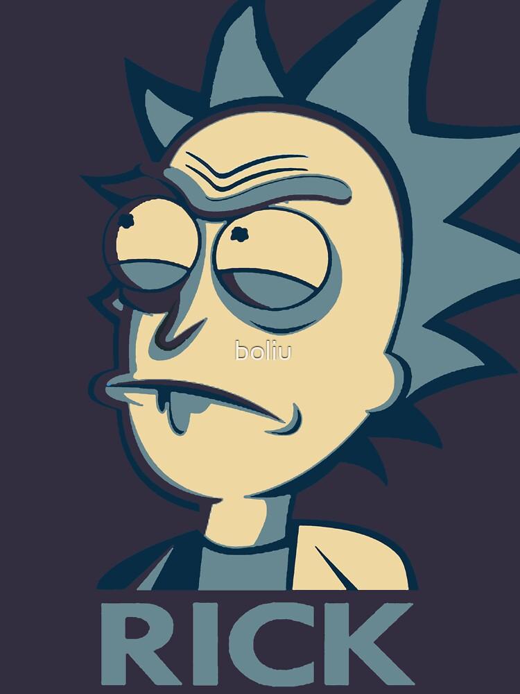 Rick | Unisex T-Shirt