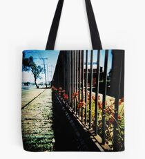 All Mimsy Were The Borogroves Tote Bag