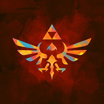 Skyward Sword Paint Orange by cluper