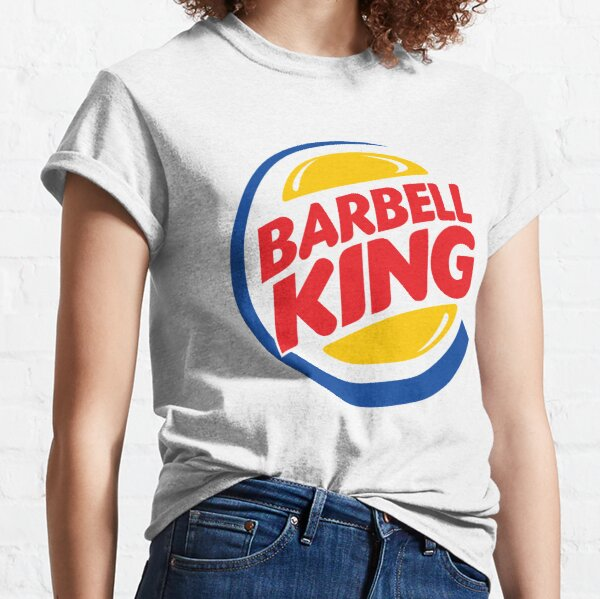 Barbell King Classic T-Shirt