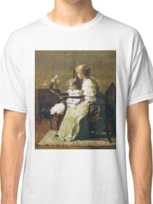 Francis Coates Jones - Mother And Child Classic T-Shirt