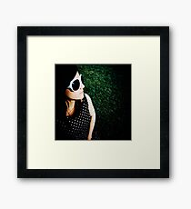 It Is Madness To Judge The True And False From Our Own Capacities Framed Print