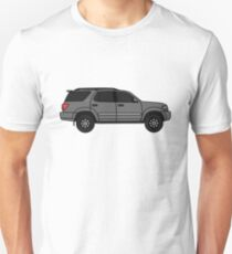 2003 Toyota Sequoia Limited Unisex T-Shirt