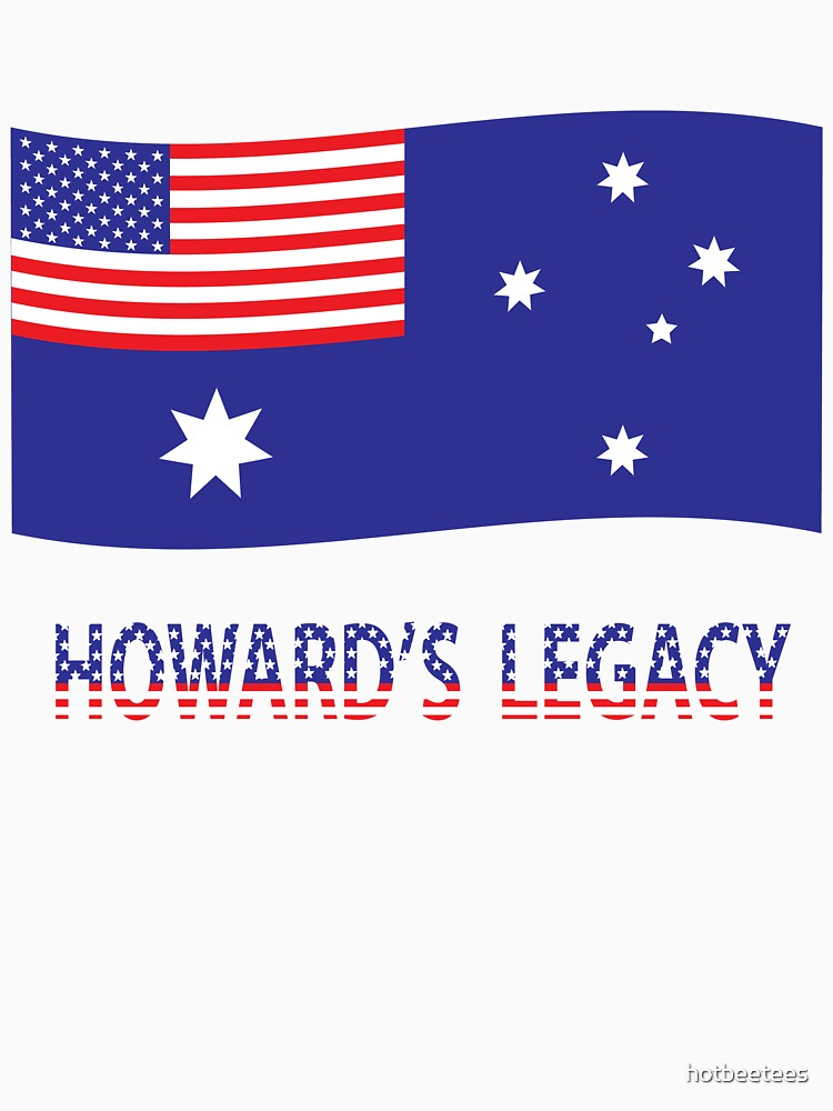 Howard's Legacy by hotbeetees