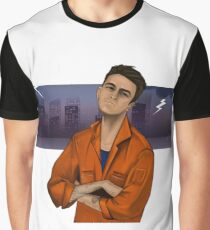 Joseph Gilgun Graphic T-Shirt
