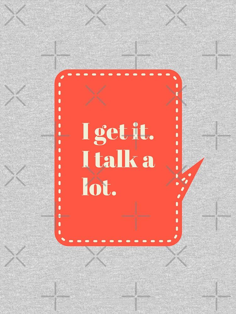 TALK A LOT by wexler