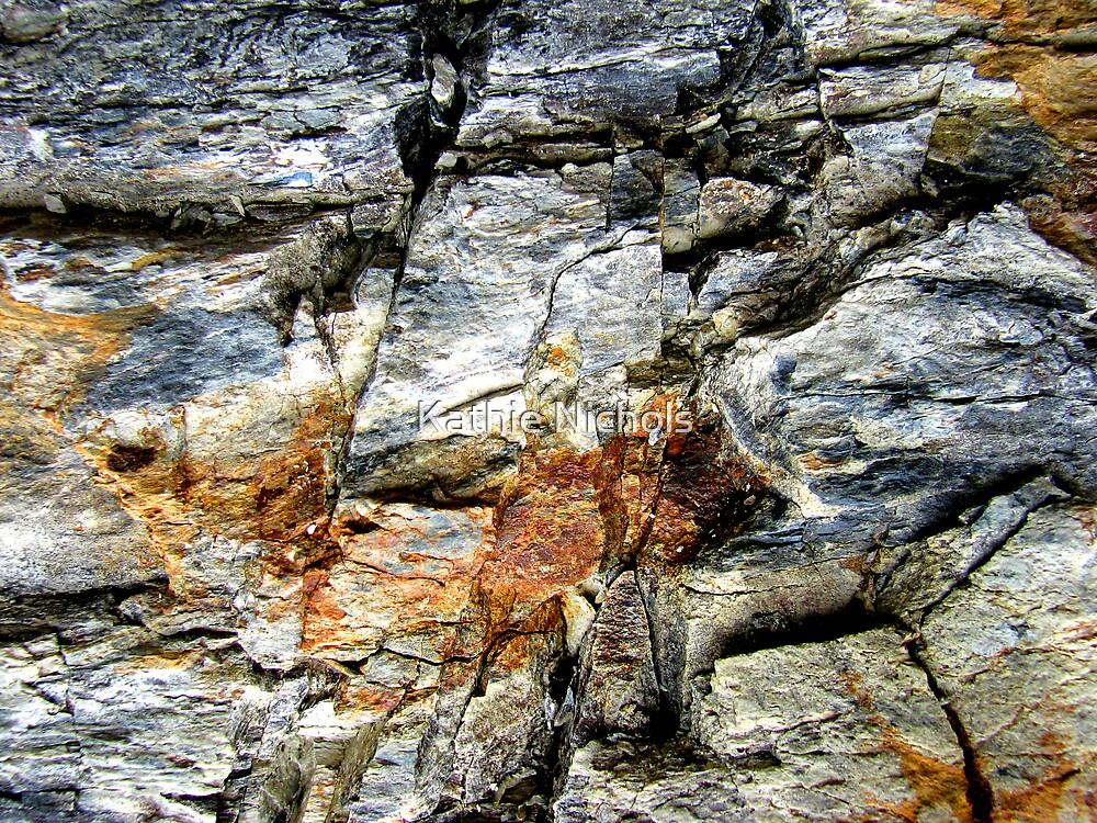Rock Fractures by Kathie Nichols