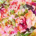 roses abstraites/abstract roses by clemfloral