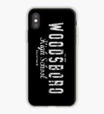 Scream - Woodsboro High School Logo iPhone Case