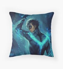nightwing Throw Pillow