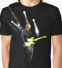 Camiseta gráfica Mike Rutherford