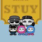 O'BABYBOT: House of Stuy Family by Carbon-Fibre Media